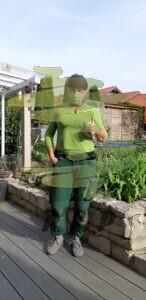 Gartengestaltung Arbeit